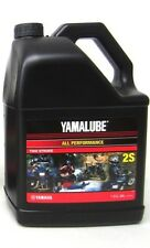 Yamalube 2S 2-S 2-Stroke Engine Oil OEM Yamaha 1 Gallon ATV Motorcycle Scooter