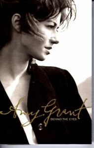 Amy-Grant-Behind-The-Eyes-1997-Cassette-Tape-Album-Classic-Pop-Folk-Rock