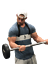 Cosmétique défaut Flex-Premium Arm Blaster pour biceps soutien par Core prodige