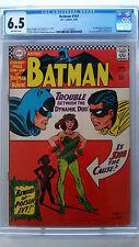 Batman #181 CGC 6.5 Fine+  1st Appearance Poison Ivy