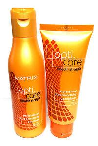 Matrix Opti Care Combo - Shampoo 200 Ml + Conditioner 96 G For Hair loss prevent