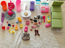 Barbie Doll Accessories Lot Furniture ~ Used
