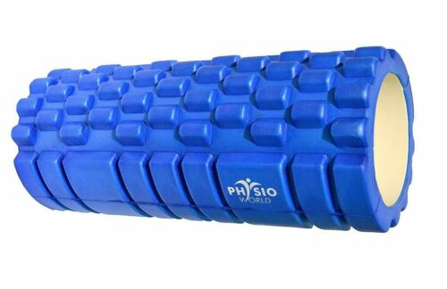 Foam Roller Deep Tissue MuscleTrigger Point For Yoga,Pilates Sports PhysioWorld