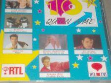 10 QU'ON AIME '92 (1992) Paul Severs, Benny B, Didier Barbelivien, Gil Cassan...