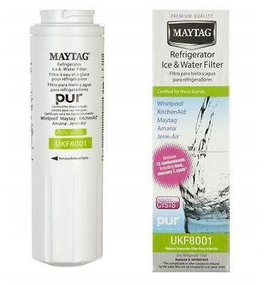 Hard-Working Maytag Puro Cartucho Filtro De Agua Frigorífico > Para La Mayoría De Modelo 100% Guarantee Frigoríficos Y Congeladores