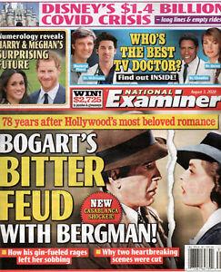 National-Examiner-August-3-2020-Humphrey-Bogart-Ingrid-Bergman-TV-039-s-Best-Doctors