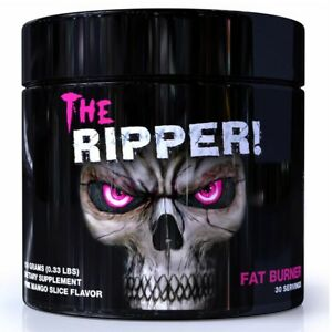 JNX Sports THE RIPPER Fat Burner 30 Srvs PICK FLAVOR (formerly Cobra Labs)