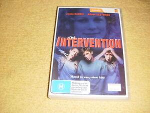 rare-THE-INTERVENTION-drama-1998-DVD-near-NEW-Jamie-Harris-dark-comedy-R4
