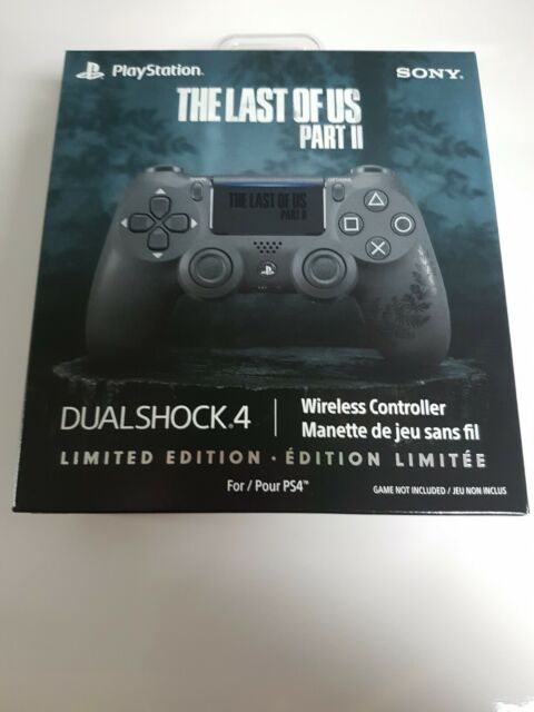 The Last of Us Part II Limited Edition DualShock 4 Controller