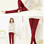 thumbnail 12 - Autumn-winter-fashion-brushed-leggings-multicolor-brushed-pants-warm-seamless