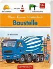 Mein kleines Wörterbuch: Baustelle (2016, Gebundene Ausgabe)