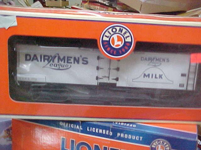 Lionel,,,,   17341 - dairymen liga milch - auto