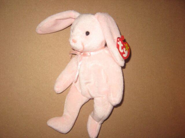 d7db984ec74 Ty Beanie Baby Hoppity The Rabbit April 3 1996. Pvc. Error on Tag ...