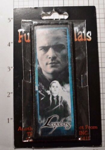 Legolas NEW Iron-on Picture Clothing Patch Orlando Bloom LOTR Hobbit Collectible