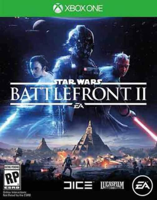 EA Sports Star Wars Battlefront II (Xbox One)