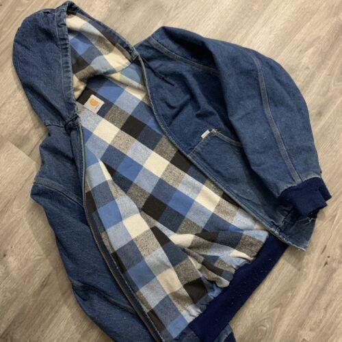 Vintage Carhartt Denim Jacket