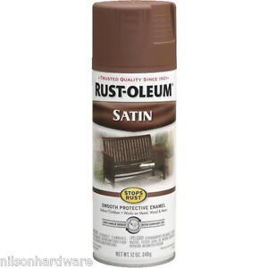 Image Is Loading 3 Pk Chestnut Brown Rustoleum Stops Rust Indoor