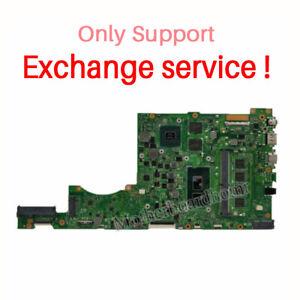 Exchange-For-ASUS-X411-X411U-X411UA-Motherboard-Mainboard-W-I7-8250U-I7-8550U