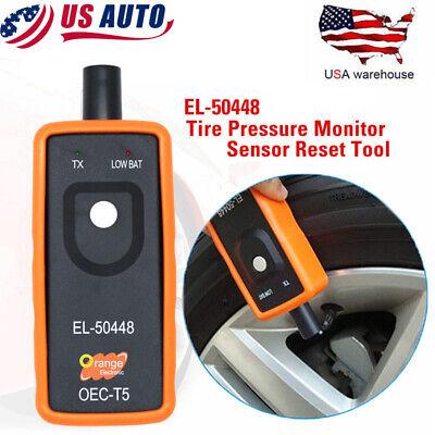 Kent-Moore EL-50448 TPMS Tire Pressure Monitor Sensor Activation Tool Orange Electronics