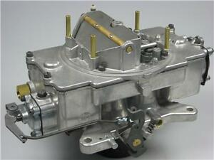 1965-66-FORD-MUSTANG-4100-4BBL-CARBURETOR-w-Manual-Choke-289-Hi-Po-V8-039-s-034-CLONE-034