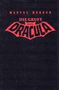 DIE-GRUFT-VON-DRACULA-HC-1-2-3-4-5-6-7-8-9-10-11-12-kpl-TOMB-OF-1-70-Hardcover