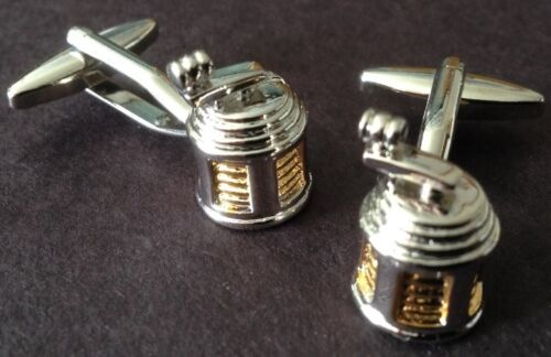 Fisherman Cufflinks /& Tie Slide Clip Mens Fishing Gift Set UK Pewter