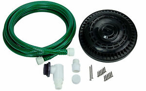 Dryco Above Ground Swimming Pool Winter Cover Pump Drain System Ebay