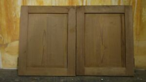 C114c-38-1-4-x-23-3-4-Pair-of-Old-Victorian-Cupboard-Doors-from-U-K-finest