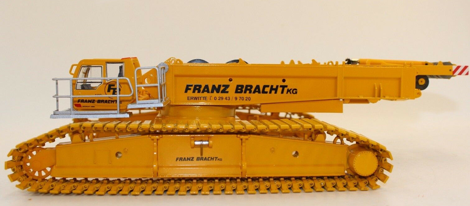 KK Conrad 2744  04 FRANZ BRACHT Terex SuperLift 3800 Crawley Crane 1 50 NIP KK