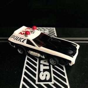 AFX Police Van vintage afx slot cars ho scale
