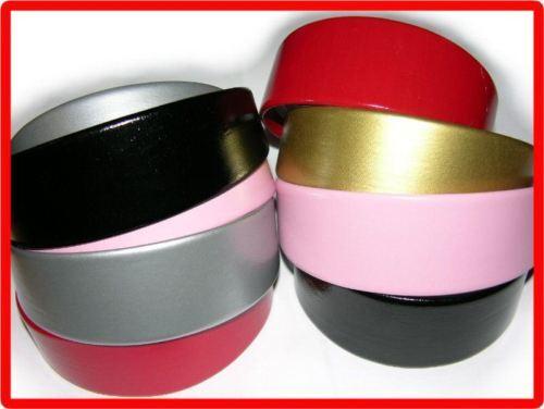 10 PC Wide Plain Wholesale Lot Hair Head Band Headband