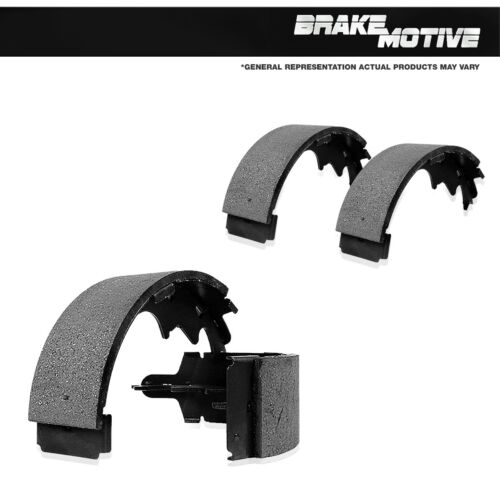 New Set Of Rear Semi-Metallic Brake Shoes For Scion xA xB Toyota Prius