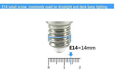 New E14 E27 3w 4.5w 5w 6w 7w 7.5w 9w SMD LED bulb light lamp warm cool white
