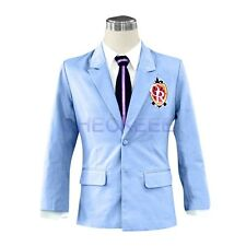 Ouran High School Host Club Jacket Halloween Cosplay Costume