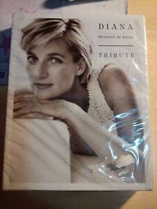 DIANA-Princess-of-Wales-TRIBUTE-2-MUSICASSETTE-SIGILLATE-1997