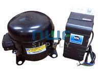 Tecumseh Replacement Refrigeration Compressor Aj532at-124-a4 3/4+ H/p R-404a