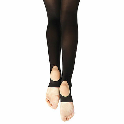 8-10 Danskin 58 Girl/'s Size Medium White DuraSoft Nylon Tights