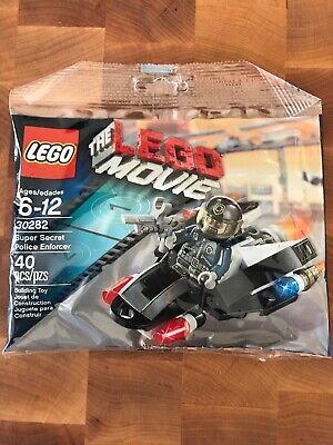 LEGO Lego Movie Super Secret Police Enforcer Robot-Cop 30282 Sonderset