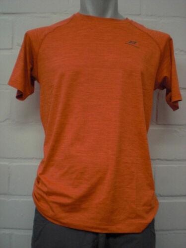 M-XXL    NEU!!! ProTouch Herren Laufshirt Rylu  262488-910  orange-melange  Gr