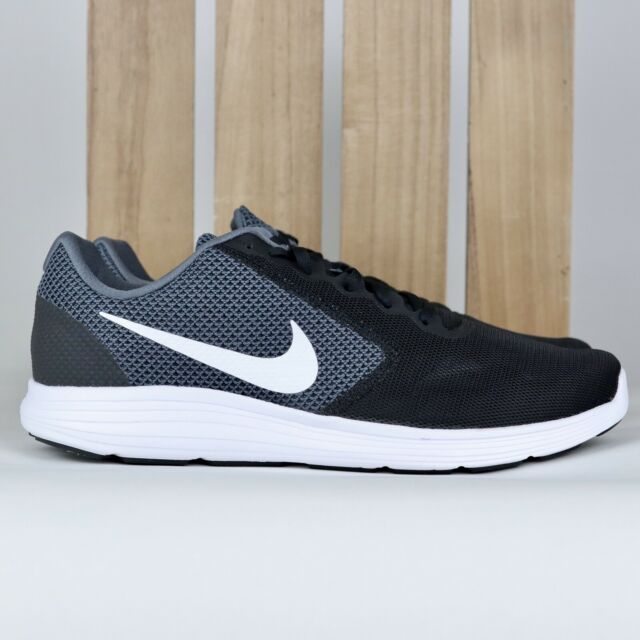 Nike Revolution 3 Men US 13 Black