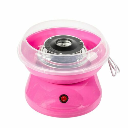 Electric DIY Sweet Cotton Candy Maker Marshmallow Machine MINI Portable Cotton
