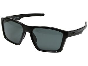 0f096f6b6 Image is loading Oakley-Targetline-Sunglasses-OO9397-01-Polished-Black-Prizm -