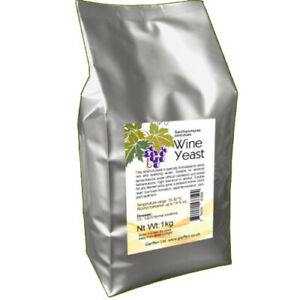 Wine-Yeast-1kg-All-Purpose-Red-White-Rose-Sparkling-Saccharomyces-Cerevisiae