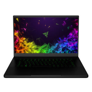 Razer Blade 15 Gaming Laptop (2018) - 4K Touch - 512GB SSD - GTX 1070 - Black