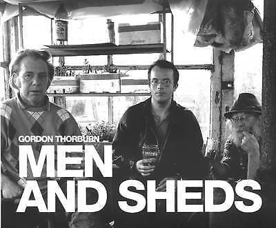 """""""AS NEW"""" Men and Sheds, Gordon Thorburn, Book"""
