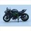 DieCast-1-18-Maisto-Motorcylce-Kawasaki-H2R-Motor-Bike-Model-Car-Toy-Gift thumbnail 2