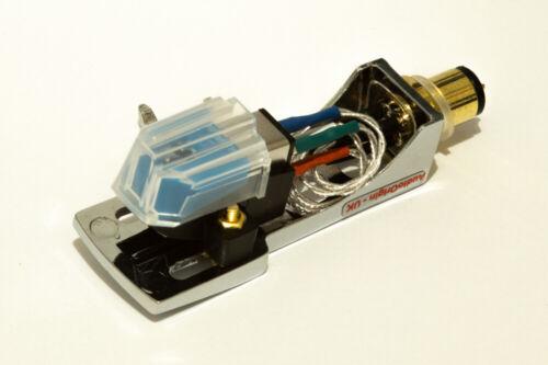 KD2033 stylus for Kenwood Trio KD2000 cartridge KD2044 KD2055,CH Headshell