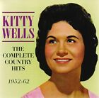 The Complete Country Hits: 1952-62 by Kitty Wells (CD, Feb-2015, 2 Discs, Acrobat Music)