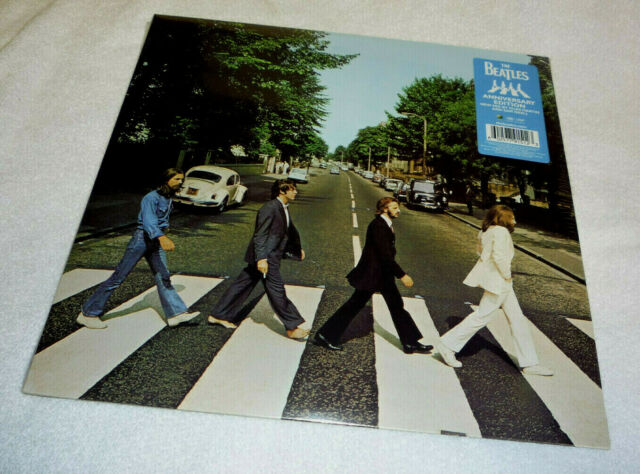 THE BEATLES Abbey Road 50TH ANNIVERSARY EDITION NEW MIX Giles Martin SEALED NEW!