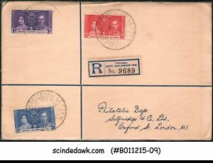 BRITISH-SOLOMON-ISLANDS-1937-REGISTERED-ENVELOPE-TO-LONDON-WITH-KGVI-CORONATIO